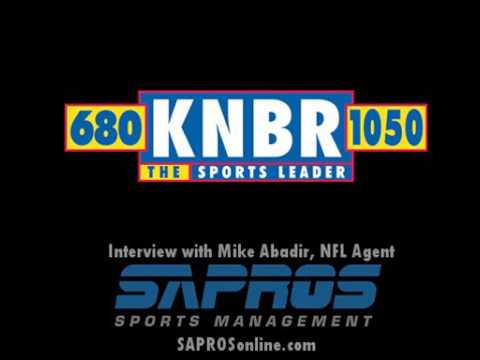 KNBR Mike Abadir Interview