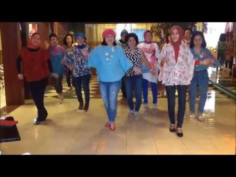 Goyang Dumang Line Dance (DEMO)
