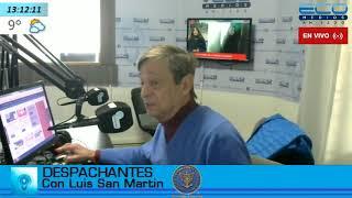 DESPACHANTES con Luis San Martin programa 10-07-2018