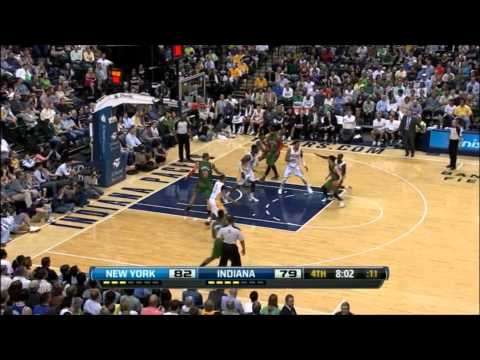 Jeremy Lin 19pts 6asts vs Indiana Pacers 11/12 NBA *Back-to-Back win over the Pacers