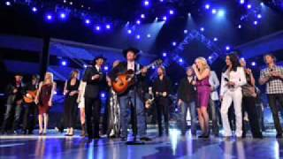 George Strait shines at the Country Music Awards (Full Scene)