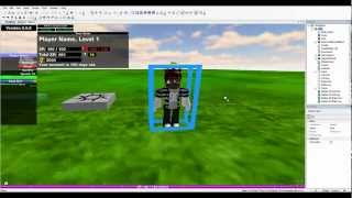 Roblox Tutorial - How To Make A RPG Mob