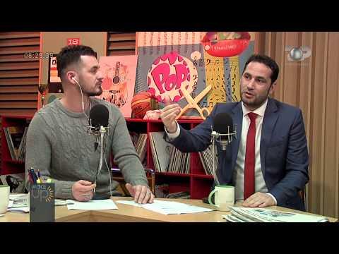 Wake Up, 18 Janar 2018, Pjesa 3 - Top Channel Albania - Entertainment Show