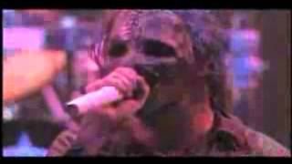 IF YER 555 THEN EYE AM 666 ... SLIPKNOT THE HERETIC ANTHEM LIVE IN JAPAN
