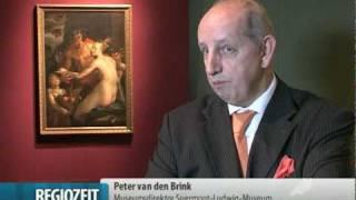 Ausstellung Hans von Aachen in Aachen (Beitrag von center.tv / Aachen)