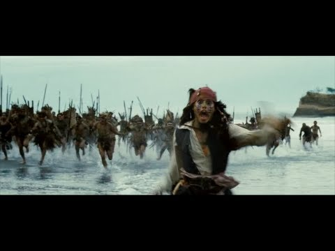 Pirates of the Caribbean - Dead Man's Chest - Cannibal Escap