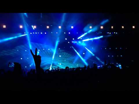 Hardwell Live in Bangalore (Spaceman Finale)
