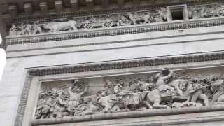 #13568, Detalles del arco del triunfo [Raw], Lugares y ciudades
