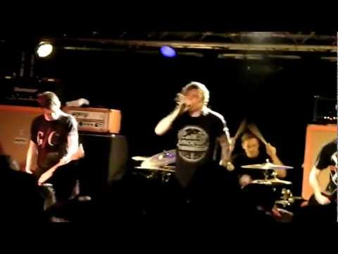 Red Eyes/An Open Letter To Myself/Day In Day Out - Architects, live in Paris 2012