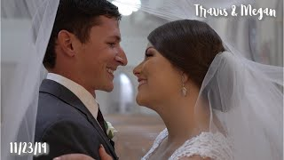 Travis + Megan - Wedding Film