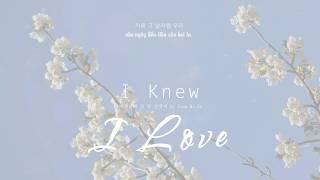 Gambar cover [Vietsub] I Knew I Love (사랑하게 될 줄 알았어) - Jeon Mi Do (전미도) | Hospital Playlist OST Part. 11