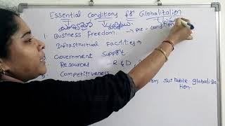 Liberalization, Privatization and Globalization - Indian economy
