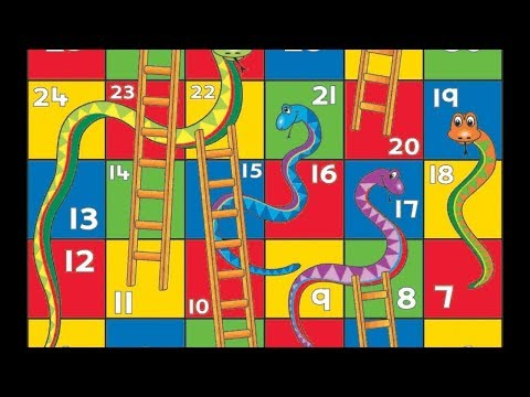How To Play Snake And Ladder Game