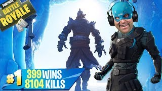 🔴 FORTNITE LIVE Lv.100 SECRET SKIN SAISON 7! SLOCK LE SET!