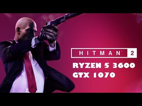 Hitman 2: Ryzen