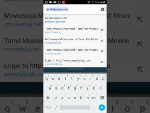 How to download Tamil movies in your...