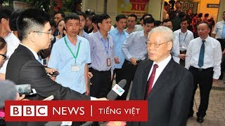 ĐCSVN 'cần dũng khí để từ bỏ độc quyền báo chí' - BBC News Tiếng Việt
