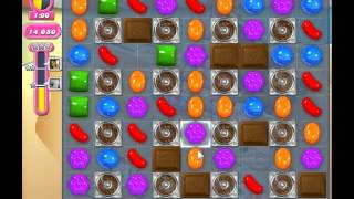 Candy Crush Saga Level 166 - NO BOOSTER