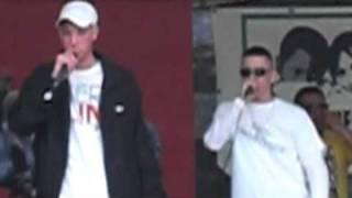Cooler Hip Hop - Rap aus Berlin - Part 7 - am Brandenburger Tor - 1.5.2010