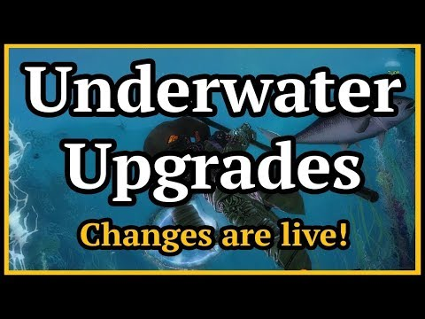 Guild Wars 2  - Underwater Upgrades! (Full Version) thumbnail