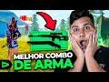 O MELHOR COMBO DE ARMA DO FREE FIRE?!