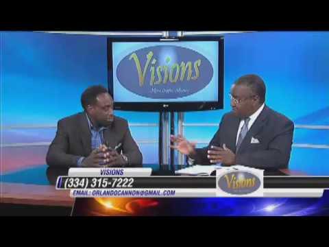 Visions with Orlando Cannon   WSFAcom Montgomery Alabama news