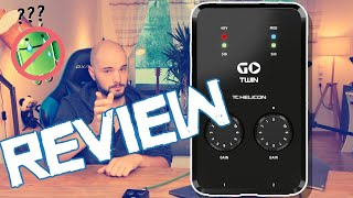 Tc Helicon Go Twin review