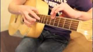 Drifting ~ Brandon Farris (Andy McKee - Cover)