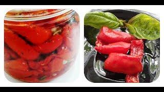 Изысканный средиземноморский деликатес. Вяленые помидоры
