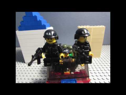 Neu-Brickstadt My Lego Town Layout