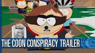 South Park: The Fracture But Whole – Trailer The Coon Conspiracy [PT]