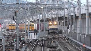 【国鉄色】EF65-2101号機 75レ @姫路駅