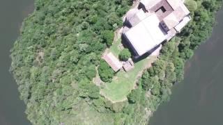 MONASTERIO SANT PERE DE CASSERRES(CATALONIA)DRONE DJI PHANTOM 3 ADVANCED