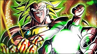 OMEGA HYPE! TEQ LR BROLY IS HERE! RAINBOW SUMMONS! (DBZ: Dokkan Battle)
