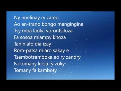Noelin'ny kamboty  -  Ny Nanahary -  RYKALA VAZO (Cover)