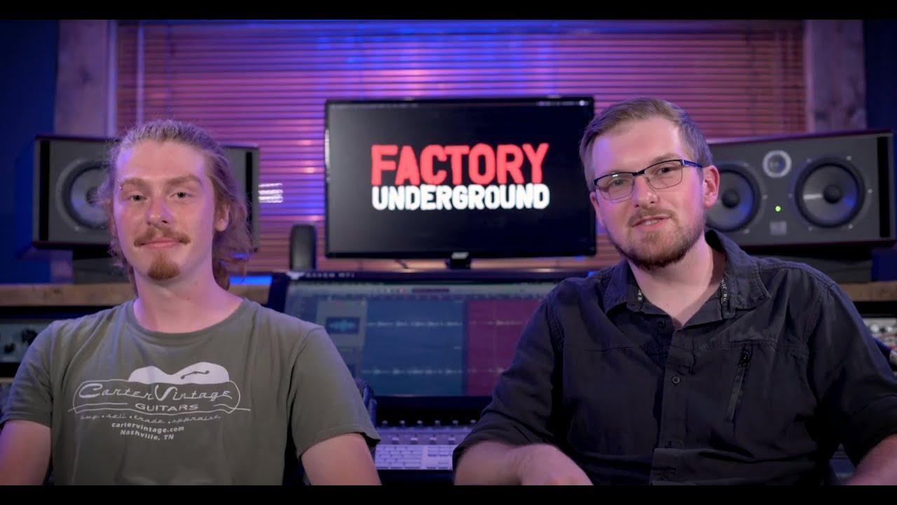 Engineering Guitar Master Course at Factory Underground TECH (Norwalk, CT)