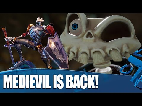 Why Is Everyone So Excited About The MediEvil Remake?