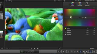 Final Cut Pro X 10.2: New Features Explored - 13. Color Correction