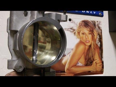 DIY Porting & Polishing 4.7L Dodge & Jeep Throttle Body