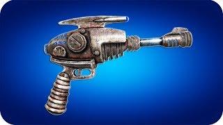 Fallout 3 - Уникальное оружие Бластер Чужих