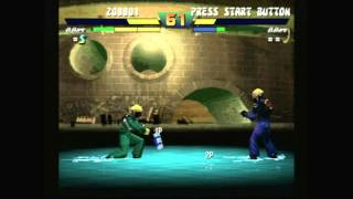 CGRundertow STREET FIGHTER EX PLUS ALPHA for PlayStation Video Game Review