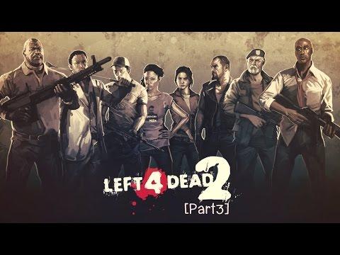 Left 4 Dead 2 No mercy END Co-op [Part3] ยิงผีบนดาดฟ้า