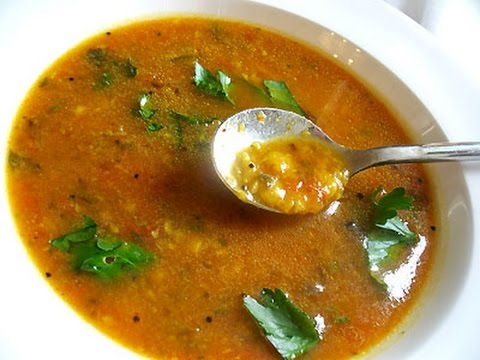Indian Lentil Soup | INDIAN RECIPES | WORLD'S FAVORITE RECIPES | HOW TO MAKE
