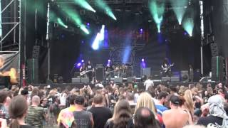 Onslaught - Born For War - Live 2013 Jaworzno Metalfest 2013 Poland Polska