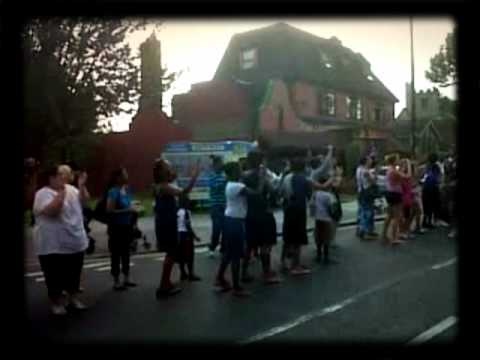 #Olympic Torch Relay 25thJuly 2012 #London
