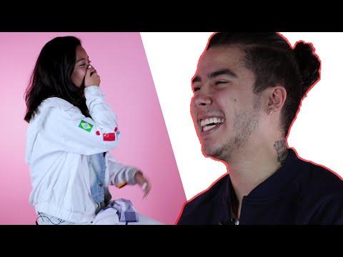 Concurso de miradas sorpresa con Mario Bautista