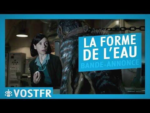 La Forme de l'eau - Bande Annonce HD - VOSTFR streaming vf