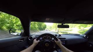2017 Lotus Evora 400 POV Test Drive