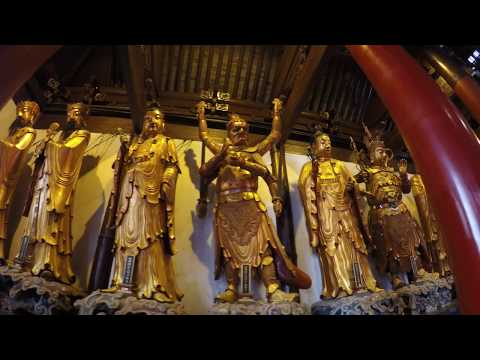 GoPro: Shanghai - Jing an temple and jade buddha temple