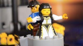 Lego Titanic 3D Official Trailer (2012)